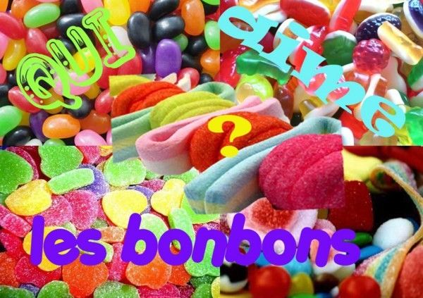 Bonbons et gourmandises - l'histoire de la confiserie -