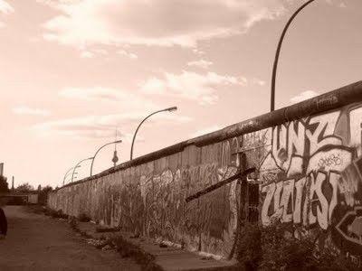 Histoire(faits marquants) -Le mur de Berlin-