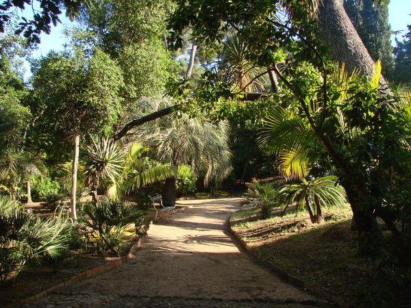 Parcs et jardins parc du thabor am nagement 1 un for Jardin publiques