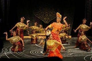 Patrimoine culturel immatériel de l'humanité - Mak Yong -