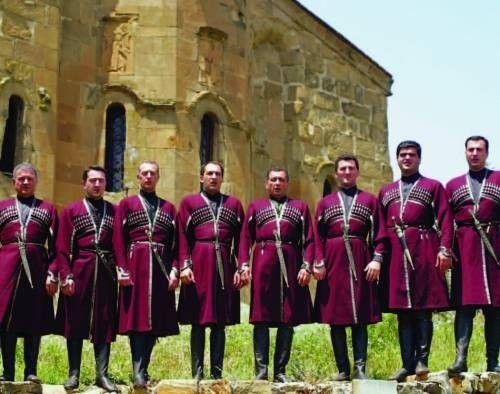 Patrimoine culturel immatériel de l'humanité-Chant géorgien