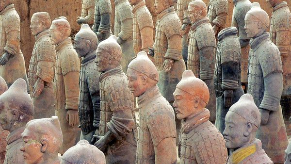 Voyage - Xi'An, la cité des guerriers en terre cuite -