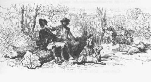 Fables de La Fontaine -Livre I - Le Loup et le Chien -