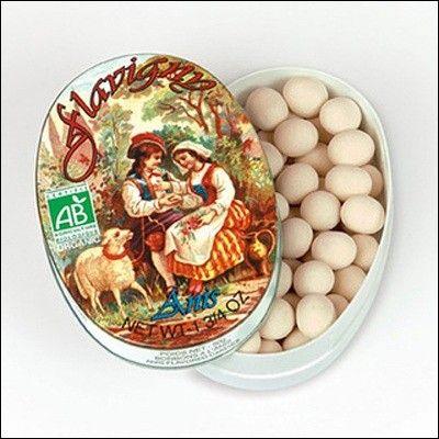 Bonbons et gourmandises - Bonbon à l'anis de Flavigny -