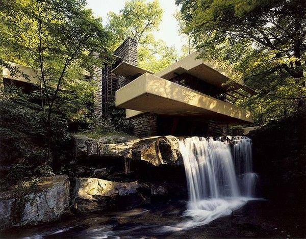 La(les)maison(s) - Maison de la cascade -