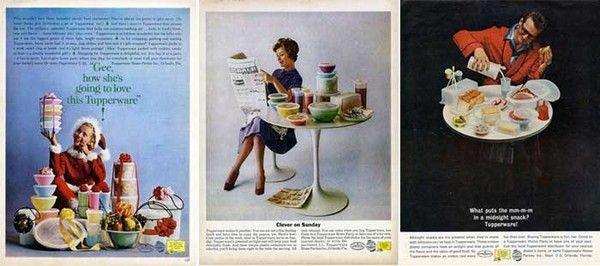 Histoire des marques - Tupperware -