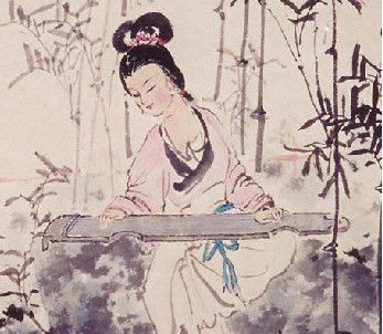 Patrimoine culturel immatériel de l'humanité - Le Guqin -