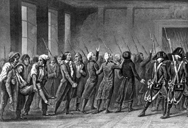 Un jour... une histoire... 02 juin 1793