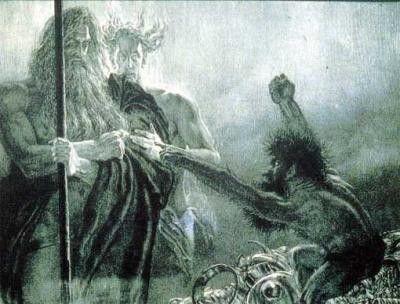 Mythologie scandinave - La légende des Nibelungen