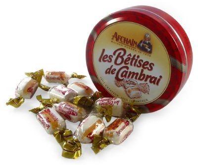 bonbons et gourmandises - Les betises de Cambrai -