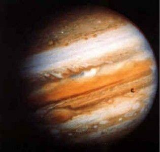 Astronomie - planètes - Jupiter -