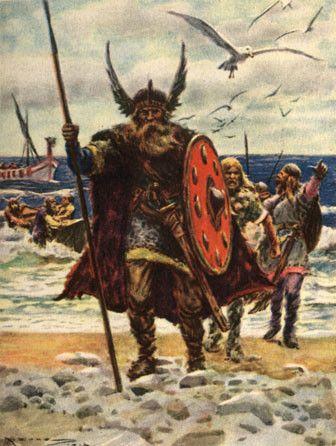 Civilisations anciennes - Les Vikings -