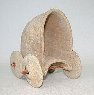 Histoire - antiquité - divers - jouets -