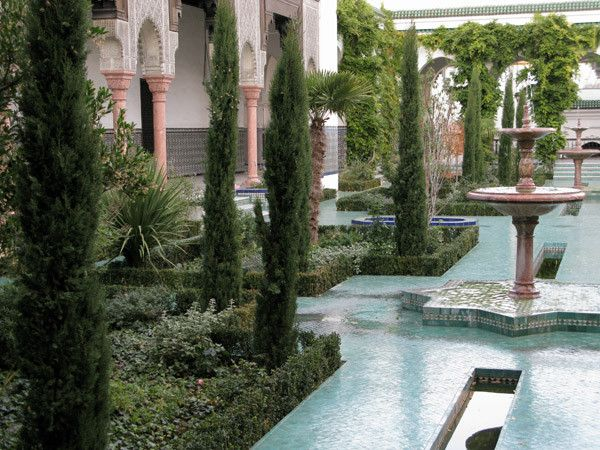 Le(s) jardin(s) - Le jardin d'Islam -
