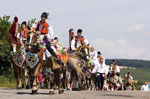 Patrimoine culturel immatériel de l'humanité - Chevauchée -
