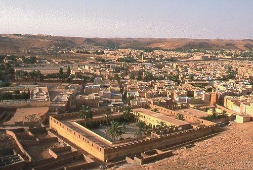Patrimoine mondial - La vallée du M'Zab -