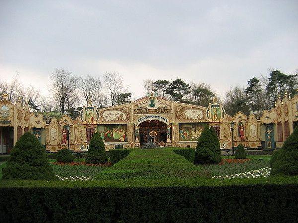 Parcs d'attractions - Efteling - Histoire -