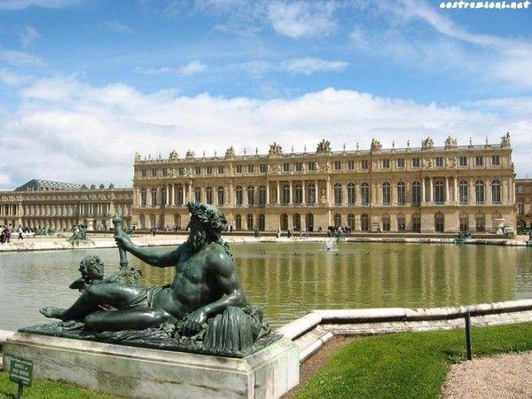 Château de Versailles - Chefs-d'oeuvre des jardins -