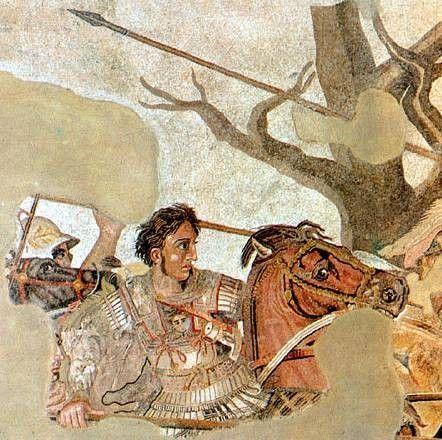 Citations et mots d'histoire-Alexandre le Grand