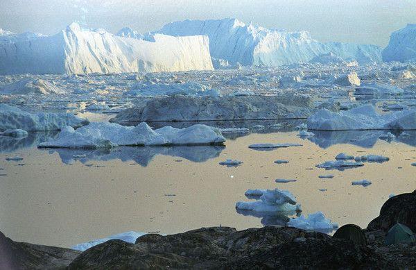 Continents - l'Arctique - découverte -