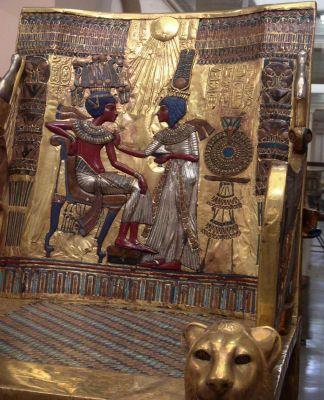Histoire - Antiquité - Egypte ancienne - Toutankhamon -
