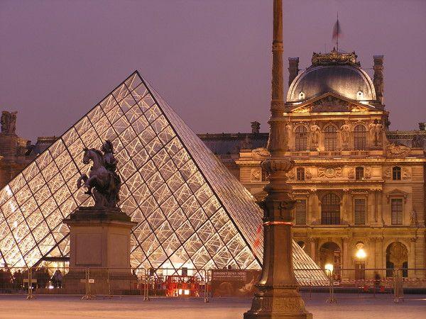 les plus beaux musées du monde - Le Louvre -France-