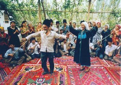 Patrimoine culturel immatériel de l'humanité - Le muqam -