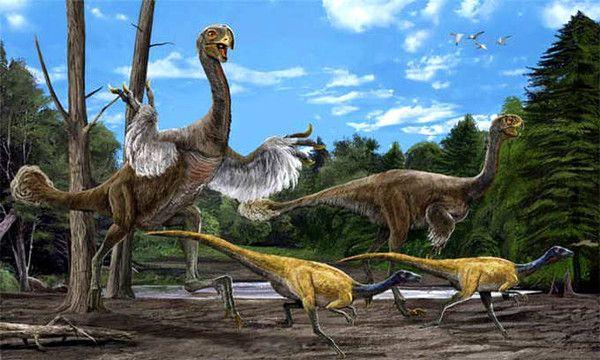 Les dinosaures - Origine et apparition -