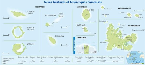Outremer - Histoire - T. A. A. F. -