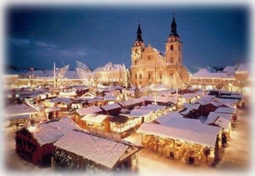 Fêtes et traditions - Noël - Les Marchés de Noël -