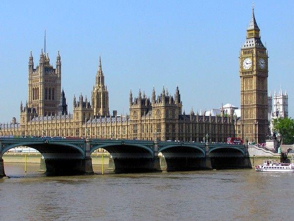 Les villes étrangères - Londres -