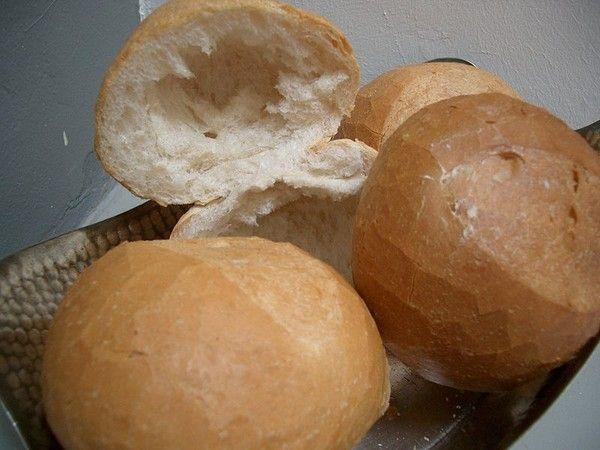 histoire du pain - pains belges- le pistolet -