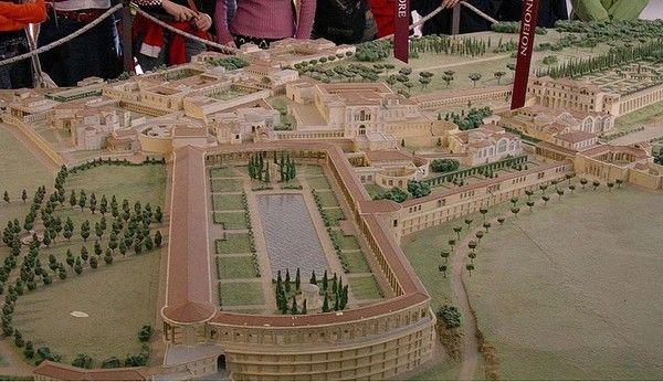 Patrimoine mondial - Villa d'Hadrien - 1 -
