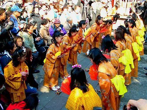 Patrimoine culturel immatériel de l'humanité -Le Chakkirako-