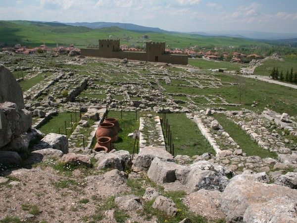 Archéologie - Hattoussa -
