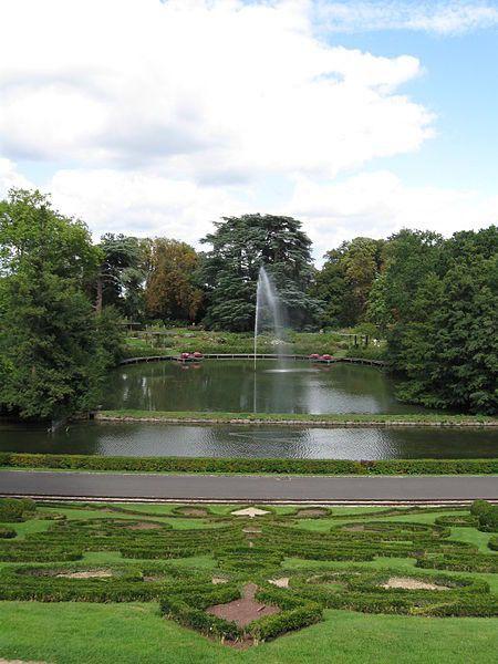 Parcs et jardins - Parc floral de la Source-