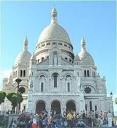 Tourisme et histoire - Paris - Montmartre -