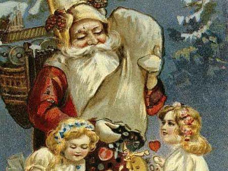 Noël - Le Père Noël -