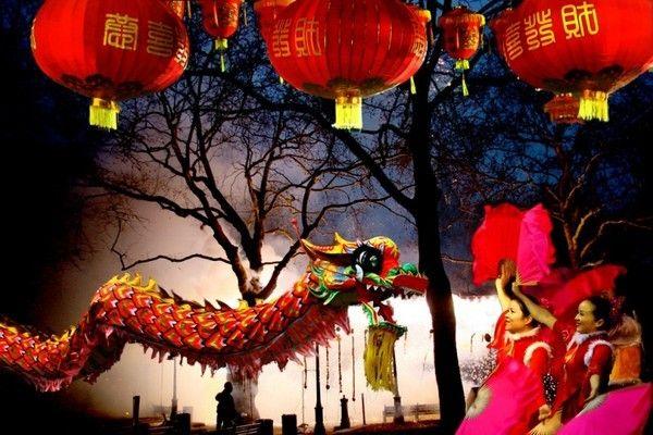 Fêtes et traditions - Nouvel An chinois - Réveillon -