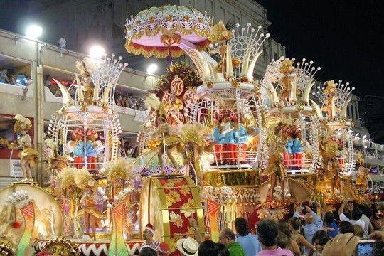 Carnaval - Le Carnaval de Rio -