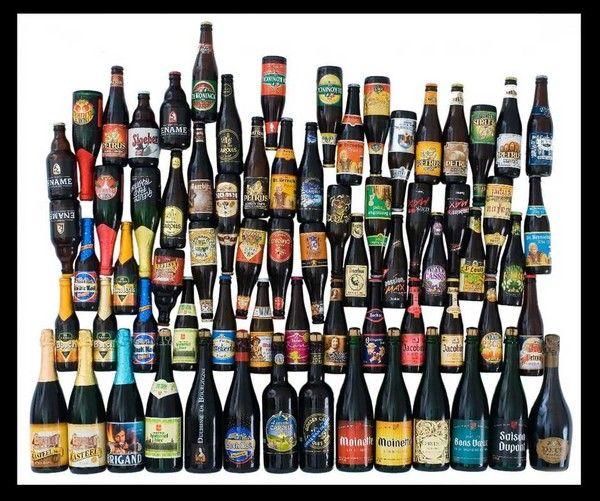 Boissons et cocktails -La bière-les différents types -