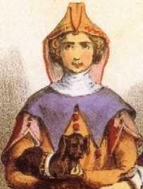 Histoire des Reines - Jeanne de Champagne -