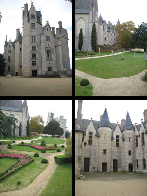 Moyen Age - Chateaux Forts - MONTREUIL-BELLAY -
