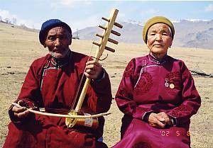 Patrimoine culturel immatériel de l'humanité - Urtiin Duu -