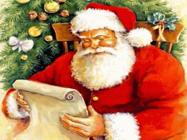Fêtes et traditions - Noël - Le père Noël -