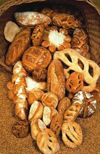 Histoire du Pain - La fabrication du pain