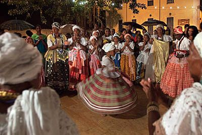 Patrimoine culturel immatériel de l'humanité-Samba de Roda