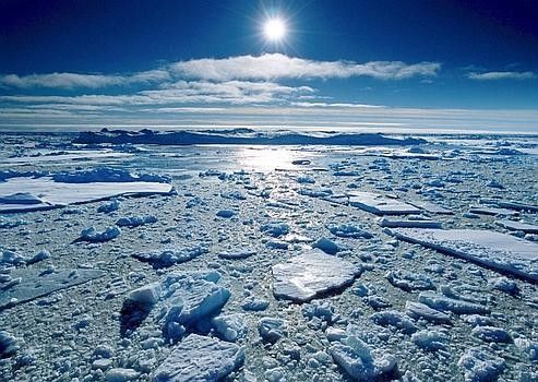 L'accumulation inquiétante des polluants dans l'Arctique