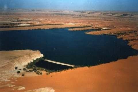 Lacs - Etangs - Le Lac Tchad -