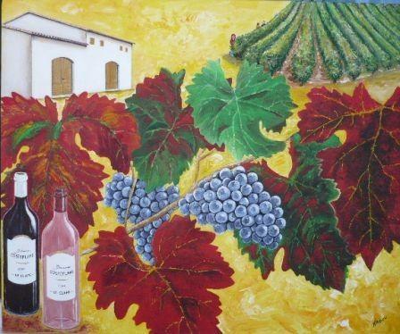 La vigne et le vin - Histoire - (2)